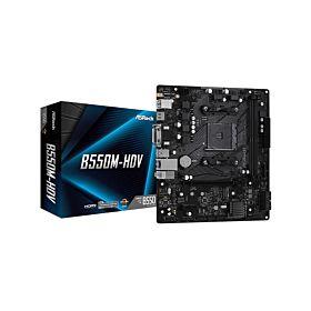 ASROCK B550M-HDV AMD B550 Chipset AMD Ryzen Motherboard
