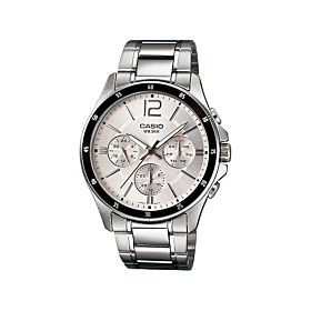 CASIO  Men's Analog Watch (MTP-1374D-7AV)