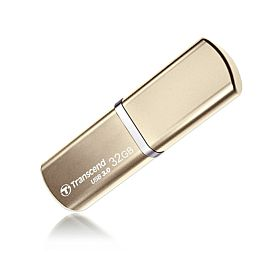 Transcend JetFlash 820 Gold- 32GB (TS32GJF820G)- Gold