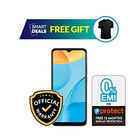 OPPO A15 3GB/32GB With Free OPPO T-shirt