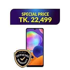 Samsung Galaxy A31 6GB/128GB With Free Screen Protector