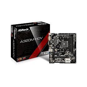 ASROCK A320M-HDV AMD RYZEN Series Motherboard