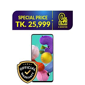 Samsung Galaxy A51 With Free Screen Protector