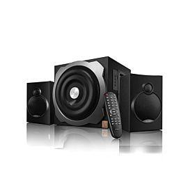 F&D A521x 2.1 Multimedia Speaker (52w, Bt, Usb/sd, Remote)