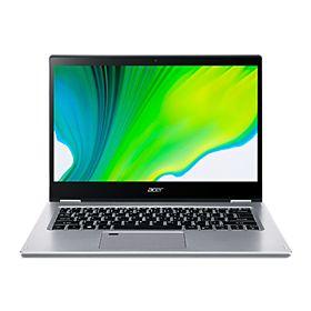 """Acer SP314-21N AMD 3050U 4GB RAM 256 SSD 14"""" FHD IPS Touch Laptop Win10 Silver"""