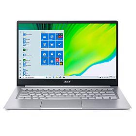 "Acer Swift SF314-42 AMD Ryzen 5 4500U 8GB RAM 512GB SSD AMD Radeon Graphics 14"" FHD IPS Laptop- Silver"