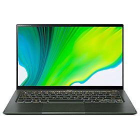 """Acer Swift SF514-55TA Core i7 11th Gen 16GB RAM 1TB SSD 14"""" FHD IPS Display Win10 Laptop- Mist Green"""