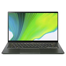 "Acer Swift SF514-55TA Intel i5 11th Gen 8GB RAM 512GB SSD 14"" FHD IPS Win10 Laptop- Mist Green"