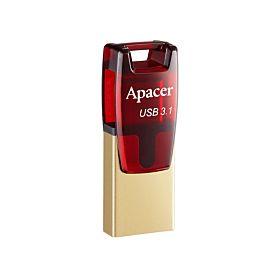 Apacer AH180 64GB USB 3.1 Type-C Pen Drive