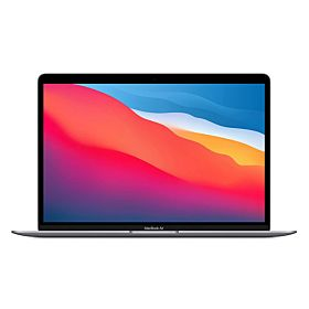 Apple MacBook Air 13.3 Inch Retina Display 8 core Apple M1 chip with 8GB RAM, 512GB SSD (MGN73) Space Gray