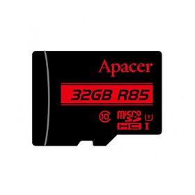 Apacer 32GB Class 10 Micro SDHC Memory Card with Adapter