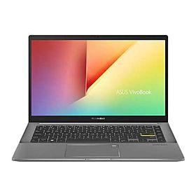 "Asus Vivobook S433EA 14"" FHD 11th Gen i5 8GB RAM 512GB SSD 32GB Optane Memory Laptop - Indie Black (AM983T)"