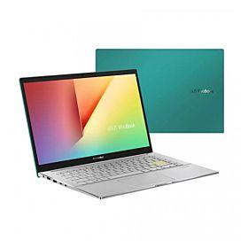 "Asus Vivobook S433EA 14"" FHD 11th Gen i5 8GB RAM 512GB SSD Laptop - Gaia Green (AM850T)"