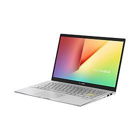 "ASUS VivoBook S433EA 14"" FHD 11th Gen i5 8GB Ram 512GB SSD Laptop Dreamy White (AM168T)"