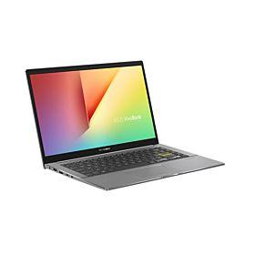 "ASUS VivoBook S433EA 14"" FHD 11th Gen i5 8GB Ram 512GB SSD Laptop Indie Black (AM168T)"