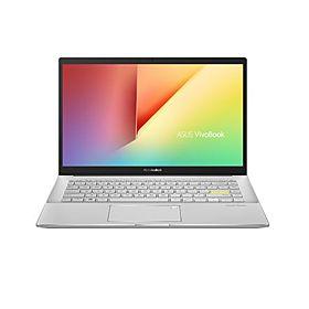"Asus VivoBook S433EA 14"" FHD 11th Gen i5 8GB Ram 512GB SSD Laptop (AM168T) - Dreamy White"