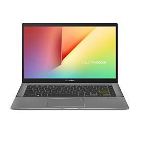 "Asus VivoBook S433EA 14"" FHD 11th Gen i5 8GB Ram 512GB SSD Laptop (AM168T) - Indie Black"