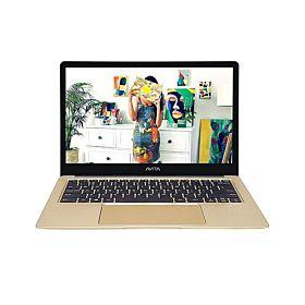 "AVITA LIBER 13.3"" 8th Gen i7 8550U 8GB 512GB SSD Windows 10 Laptop with Backpack - Ornament on Gold (NS13A2BD204P)"