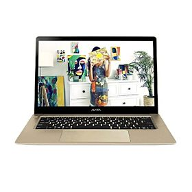 """AVITA LIBER 13.3"""" 8th Gen i7 8550U 8GB 512GB SSD Windows 10 Laptop with Backpack - Champagne Gold (NS13A2BD026P)"""
