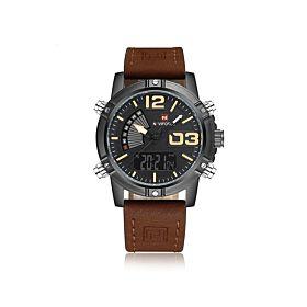 Naviforce NF9095BYBN Analog & Digital Men's Watch