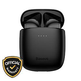 Baseus W04 Pro Encok True Wireless Earphones with Wireless Charging Case (NGW04P-01)
