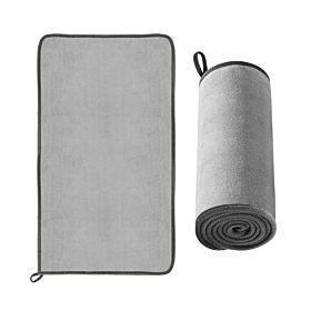 BASEUS CRXCMJ-A0G EASY LIFE CAR WASHING TOWEL (40*80CM)- GREY