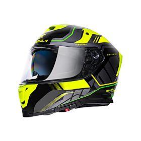 Bilmola Raplicon HG Green Helmet