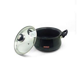 Indian Orange Brand Non Stick Cooking Pot 11 Inch
