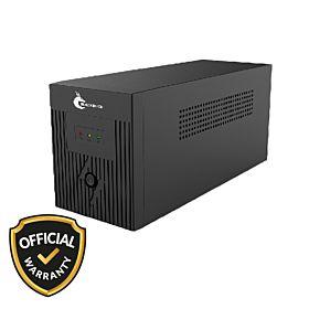 Blackbuck BB1200, 1200VA/720W, Metal Black Case UPS