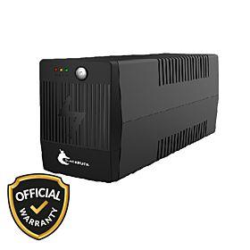 Blackbuck BB650, 650VA/360W, Plastic Black Case UPS