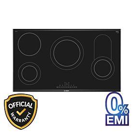 BOSCH PKN971FB1M Serie | 6 Electric Hob 90cm Black