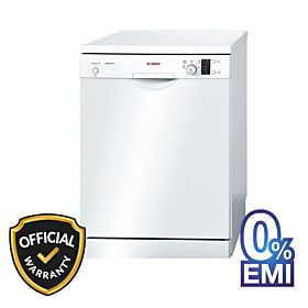 BOSCH SMS50D08GC Serie 4 Free-Standing Dishwasher
