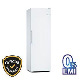 BOSCH GSN36VW31U 348L Upright White Serie: 4 Freezer