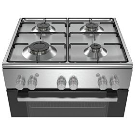 BOSCH HGA120B50M Serie 2 Free-Standing Gas Cooker Stainless Steel