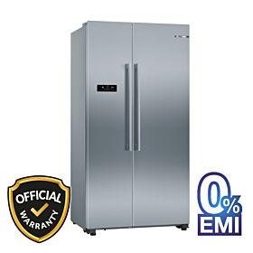 Bosch KAN93VL30M Serie | 4 American Side By Side Refrigerator