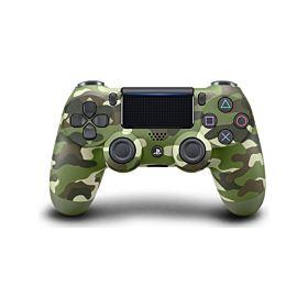 PS4 Dual Shock 4 Controller (A Grade)-Green Camo