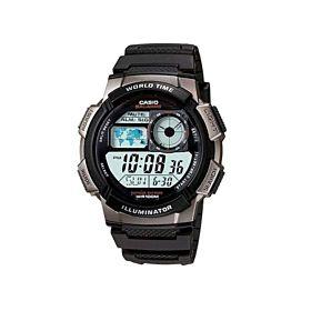 Casio AE-1000W-1B Black Resin Strap Men's Watch