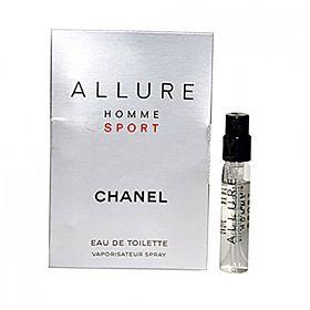 Chanel Allure Homme Sport EDT 1.5ml Vials for Men