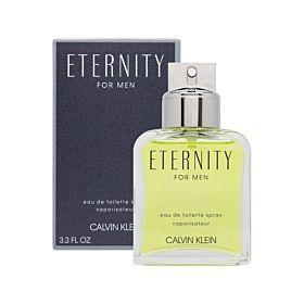 CK ETERNITY EDT 100ML FOR MEN