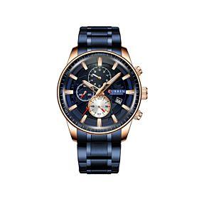 CURREN 8362BRG Quartz Men's Watch