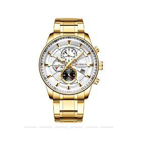 CURREN 8362GL Quartz Men's Watch