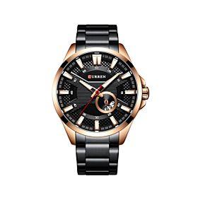 CURREN 8372BLG Quartz Men's Watch