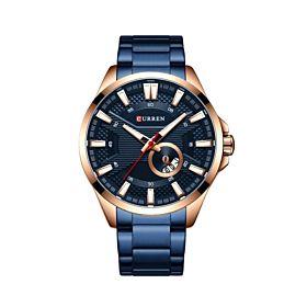 CURREN 8372BRG Quartz Men's Watch