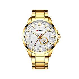 CURREN 8372GL Quartz Men's Watch