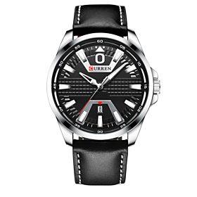 Curren 8379BK Quartz Men's Watch