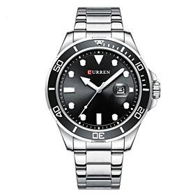 Curren 8388SBL Quartz Men's Watch