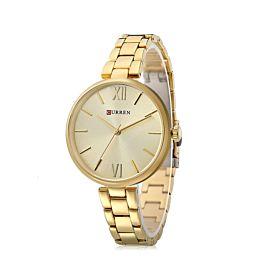 CURREN C9017GLD Golden Women's Watch