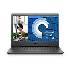 """Dell Vostro 14 3401 14"""" HD 10th Gen i3 4GB 1TB HDD Laptop with Win10 - Black (BULLSEYEV14ICL21056002)"""