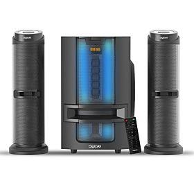 DigitalX TM-11 50W RMS 2.1 Multimedia Bluetooth Speakers
