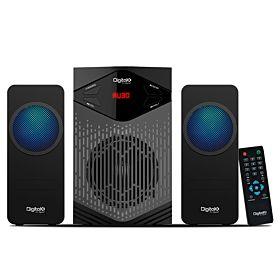DigitalX X-F362BT 2.1 12W Multimedia Blutooth Speaker with Remote